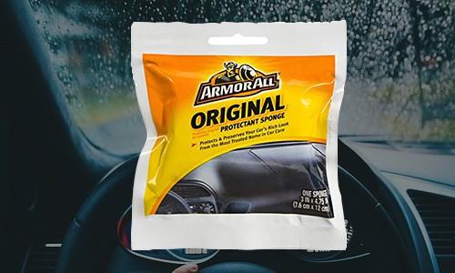 Carwash vending - Armour All Protectant Sponge