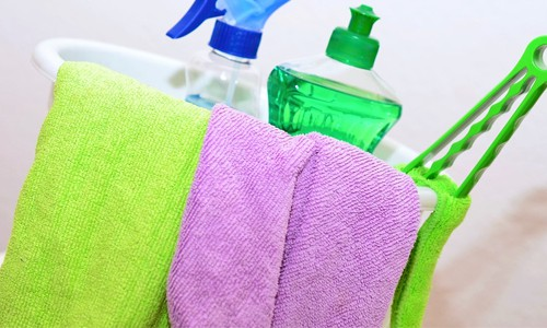 Carwash vending - Wash towels