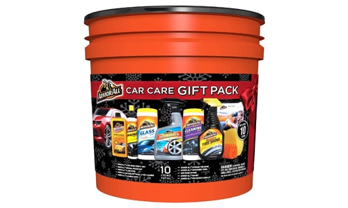 Car Wash Combo Gift Set