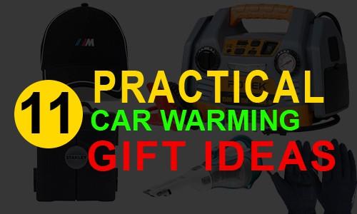 Practical Car Warming Gift Ideas