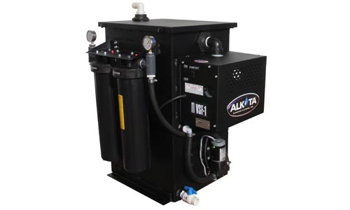 alkota vfs-1 for carwash water reclamation