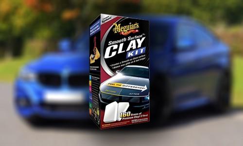 car clay kit