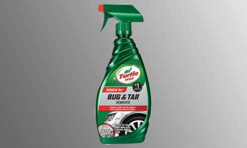 bug and tar remover spray