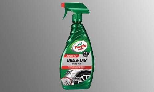 bug and tar remover spray