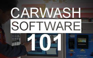 car wash software 101