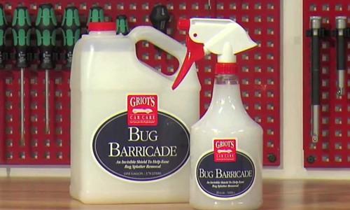 spray on bug film