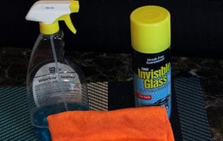 windex vs invisible glass car windows