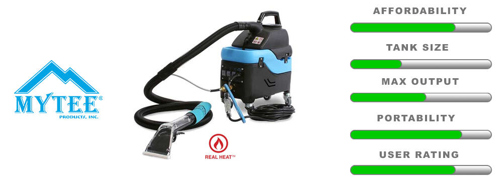 Mytee S-300H Heated Carpet Extractor review