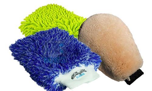 best car wash mitts