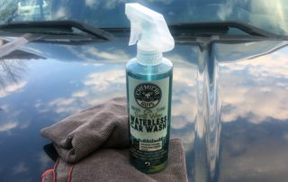 chemical guys swift wipe waterless car wash review