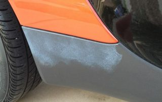 how to remove wax from black trim