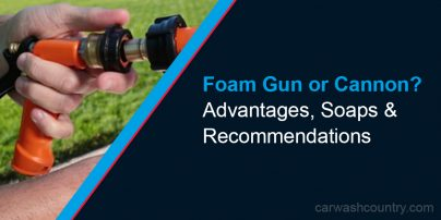 foam gun vs cannon