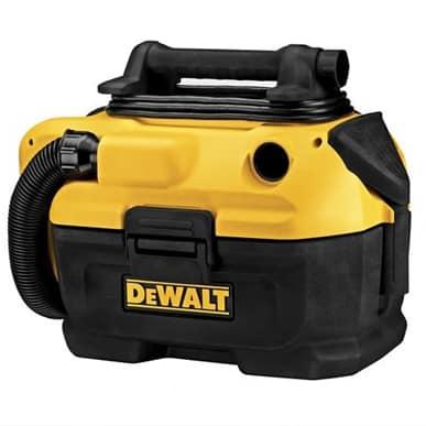 DEWALT 18 20 Volt Wet-Dry Portable Toolbox Vac