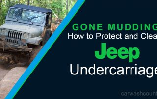 mudding how to protect clean jeep undercarriage