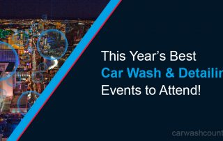 best car wash detailing trade shows