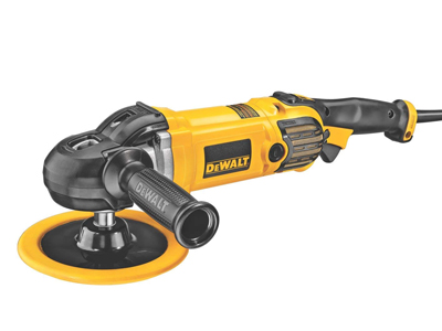 DEWALT Variable Speed Buffer and Polisher for Detailing