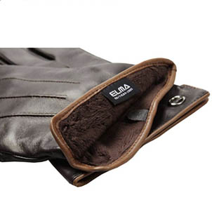 Elma Luxury Leather Driving Gloves
