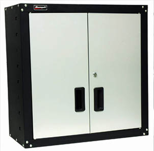 Homak 2-Door Garage Storage Cabinet