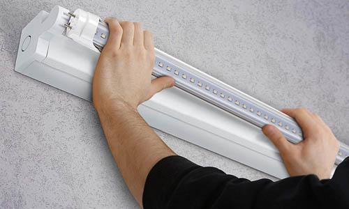 Hyperikon T8 LED bulbs detailing