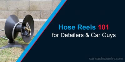 best hose reels detailers washing cars