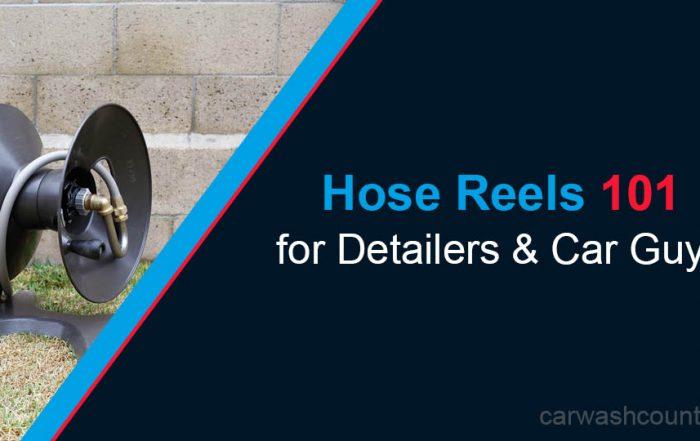 best hose reels detailers washing cars