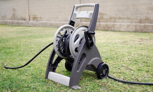 plastic hose reel for washing car