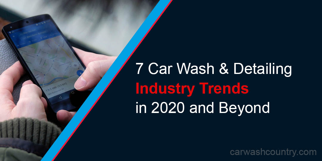 car wash detailing trends