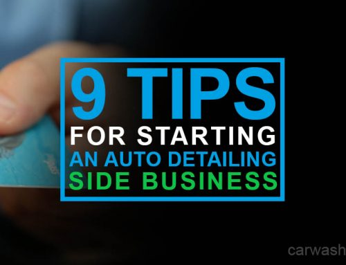 Starting an Auto Detailing Side Business? 9 Tips to Help